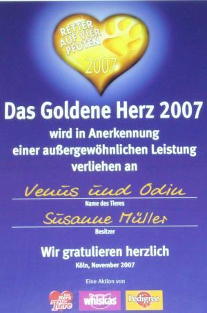das goldene herz 2007