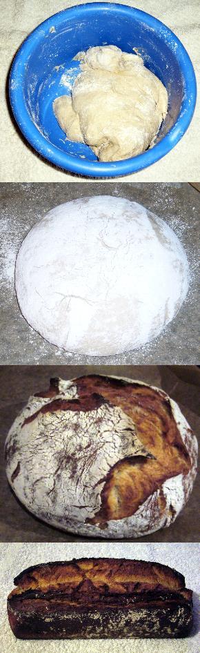 brot mit kefir