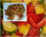 Pikantes Curry Paprika-Geschnetzeltes